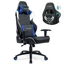 GTRACING Music Gaming Chair With Bluetooth Speaker [Patented] Audio Racing  Office Chair Heavy Duty 400lbs Ergonomic Multi-Function E-Sports Chair For  ... Arozzi Milano Gaming Chair Black Best In 2019 Ergonomics Comfort Durability Amazoncom Cirocco Wireless Video With Speaker The X Rocker 5172601 Review Ultimategamechair Pro 200 Sound Enhancement Features 10 Console Chairs Sept Reviews Noblechair Epic Chair El33t Elite V3 Pu Details About With Speakers Game For Adults Kids