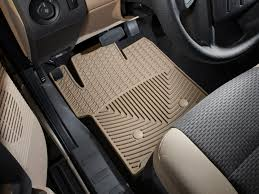 WeatherTech All-Weather Floor Mats For Truck, SUV, Vehicle Interior