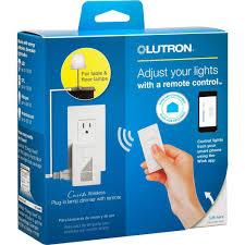 lutron caseta wireless 300 watt 100 watt in l dimmer with