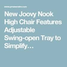 Joovy High Chair Nook by New Joovy Nook High Chair 2016 Review Video Baby Nursery