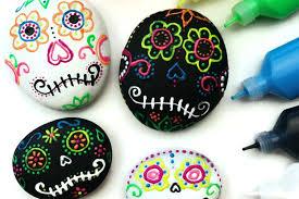 Sugar Skull Pumpkin Carving Patterns by 12 Spectacular Sugar Skull Craft Ideas For Dia De Los Muertos