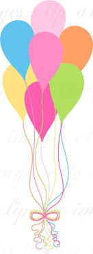 221x600 Happy birthday balloons clip art images and vector Birthday