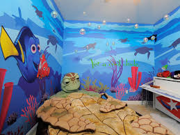 Finding Nemo Crib Bedding by Decorating Ideas For Fun Playrooms And Kids U0027 Bedrooms Diy Home