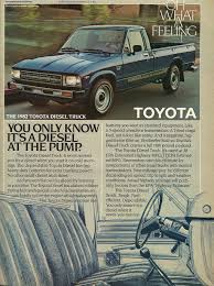 Old Toyota Truck Ads - Chin On The Tank – Motorcycle Stuff In ... No More Camper Shell 1982 Toyota Pickup Pinterest Camper Deluxe Long Truck 2wd Rn44 198283 Wallpapers 1280x960 Daily Turismo 1k Wheelbase Hilux Crew Cab Prerunner Pickup Safro Investment Cars The Original 4runner Called The Trekker Wish I Had One Land Cruiser Fj43 A Of Day Hiluxsold Maine Motorland Llc Pictures Of Sr5 Sport Rn34 4x4 Short Bed Monster Lifted Custom 1980 82 Literature Ih8mud Forum Kyle Morgans On Whewell Curbside Classic When Compact Pickups Roamed