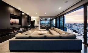 Modern Living Room Design From Talented Architects