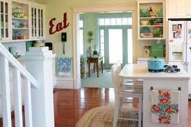 Vintage Decor On Pinterest Kitchen Retro Kitchens