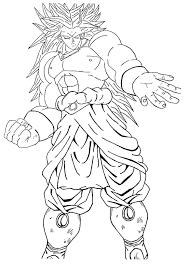 Dibujos De Dragon Ball Super Para Colorear Goku Www Djdareve Com