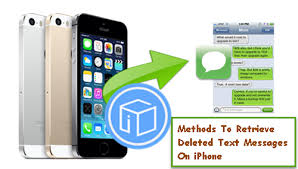 Methods To Retrieve Deleted Text Messages iPhone