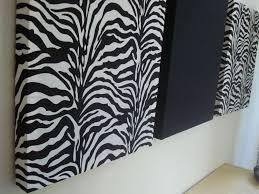 Home Decor Zebra Unique Print Wall Astonishing Decoration