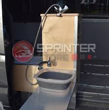 Sprinter Van Kitchen Campervan Conversion Kit