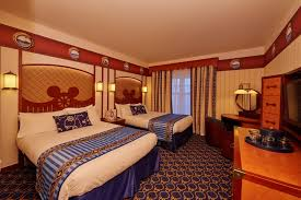chambre disneyland les hôtels de disneyland 4 toutes voiles dehors le