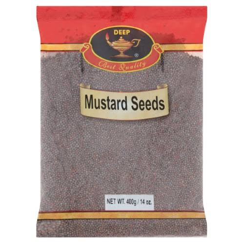 Deep Mustard Seeds - 14oz