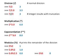 python language data types