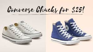 Converse Coupon Code = Chucks For $25! :: Southern Savers Coupon Code 201718 Mens Nike Air Span Ii Running Shoes In 2013 How To Use Promo Codes And Coupons For Storenikecom Reebok Comfortable Women Black Silver Shoe Dazzle Get Online Acacia Lily Coupon Code New Orleans Cruise Parking Coupons Famous Footwear Extra 15 Off Online Purchase Fancy Company Digibless Tieks Review I Saved 25 Off My First Pair Were Womens Asos Maxie Pointed Flat Chinese Laundry Shoes Proderma Light Walk Around White Athletic Navy Big Wrestling Adidas Protactic2