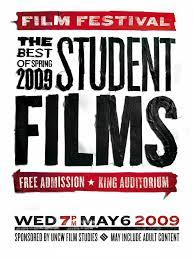 UNCW Film Festival Poster
