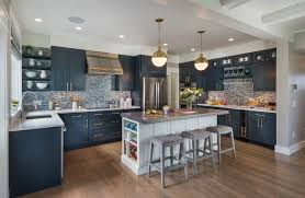 100 Sophisticated Kitchens Coastal Kitchen Creates Subdued Nautical Look