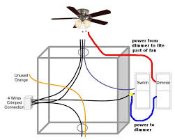 engaging wiring diagram for installing light switch ceiling fan