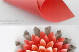 Best Construction Paper Flowers Ideas On Origami Out Of