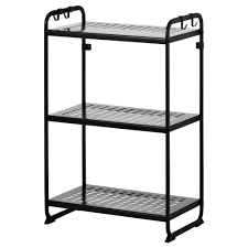 MULIG Shelf unit black IKEA