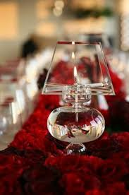 outdoor wedding chimney glass oil unity candle wedding unity