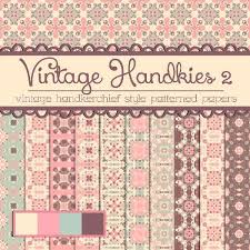 20 Free Vintage Retro Photoshop Patterns