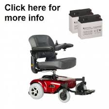 replacement batteries for all golden tech power wheelchairs and