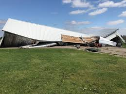 Iowa Machine Shed Davenport Iowa by Severe Storms In Geneseo Flip Mobile Home And Crush Machine Shed