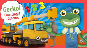 100 Youtube Big Trucks Videos For Toddlers With Geckos Garage Learn Truck Colours