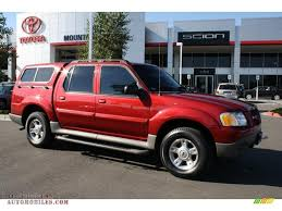 2003 Ford Explorer Sport Trac XLT 4x4 In Redfire Metallic - B49942 ... Ford Explorer Sport Trac For Sale In Yonkers Ny Caforsalecom 2005 Xlt 4x4 Red Fire B55991 2003 Redfire Metallic B49942 2002 News Reviews Msrp Ratings With 2004 2511 Rojo Investments Llc Used Rwd Truck In Statesboro 2007 Limited Black A09235 Suv Item J4825 Sold D For Sale 2008 Explorer Sport Trac Adrenalin Limited 1 Owner Stk Photos Informations Articles 2010 For Sale Tilbury