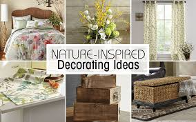 Discover These Nature Inspired Home Dcor Ideas