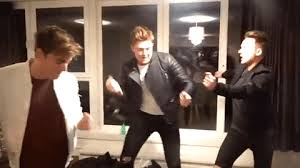 Conor Maynard Dancing