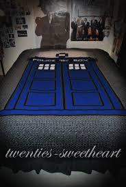 crochet doctor who Doctor Who TARDIS Afghan [pic]