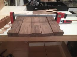 Being Maloof. Maloof Style Chair Build Part 1 / Infinity ...