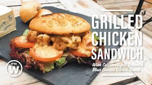 burger oder besser sandwich of the wohnzimmer