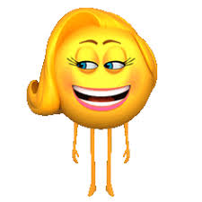Smiley Emoji Faces Board Movie Smileys Dont Worry Gifs Rolodex Laughing Face Templates Smiling