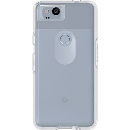 OtterBox Pixel 2 Symmetry Series Clear Case, Clear