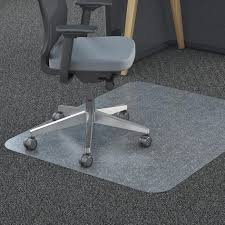 Desk Chair Mat For Carpet by Office Chair Pad Office Chair Mat For Hardwood Floor Plastic Mat