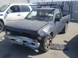 1N6SD11S3MC403118 | 1991 GRAY Nissan Truck Shor On Sale In CA - Sun ...