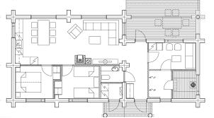 Lakeside Cabin Plans by Enjoyable Design Modern Log Cabin Floor Plans 11 Small House