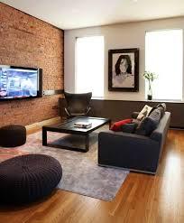 wandgestaltung im wohnzimmer unbehandelte ziegelwand neu