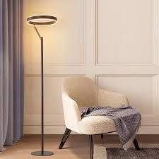 moderne led boden le kreis tisch le wohnzimmer einfachen nacht lichter auge nordic led beleuchtung dekorative hause boden lichter