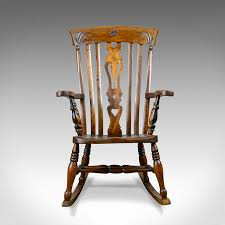 London Fine Antiques Antique Rocking Chair, Edwardian, Country ... Windsor Rocking Chair For Sale Zanadorazioco Four Country House Kitchen Elm Antique Windsor Chairs Antiques World Victorian Rocking Chair English Armchair Yorkshire Circa 1850 Ercol Colchester Edwardian Stick Back Elbow 1910 High Blue Cunningham Whites Early 19th Century Ash And Yew Wood Oxford Lath C1850 Ldon Fine