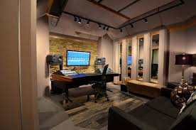 Home Office Recording Studio