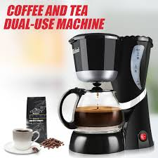 Automatic Coffee Makers DIY Drip Mini Household Machine With Cafetera Intelligent Portable Electric Cafeteira Maker