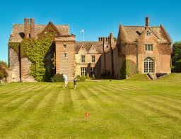 100 The Lawns Guests Play Croquet On The Lawns Of The Elizabethan Little
