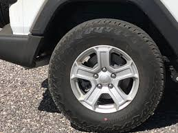 Sold My Wheels And Tires To Discount Tire | 2018+ Jeep Wrangler ... Bf Goodrich Advantage Ta Sport Tirebuyer Fs 22 Motoforge Sporttruck 06 Silver Wheels General Grabber Truck Tires Car And More Michelin Hercules Utv Atv Tire Buyers Guide Dirt Magazine Summer Light Trucksuv Greenleaf Tire 4 New 28550r20 2 25545r20 Toyo Proxes St Ii All Season Top 2017 Summer Allseason Tires News Auto123 Some Newer Cars Are Missing A Spare Consumer Reports