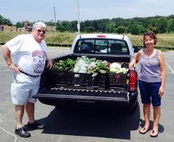 Farmer's Market Delivery — The Brisben Center