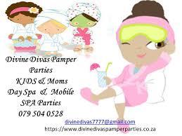 Pamper Parties For Girls Party Place Gauteng Pretoria