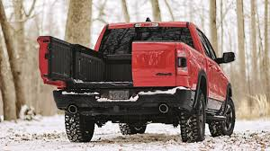100 Motor Trend Truck Of The Year History Ram 1500 Multifunction Tailgate Brings Barn Doors To S