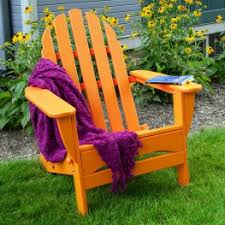 Outer Banks Polywood Folding Adirondack Chair by Adirondack Chairs